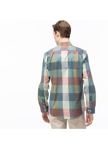 Lacoste Erkek Slim Fit Düğme Gömlek CH0071.71L Renkli